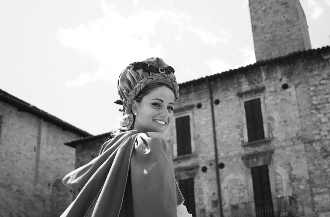 Quintana di Ascoli Piceno, Fotografia, Lóu 2 idee 1 goccia d'enfasi, Le Nove Porte, Le Nove Porte {...} é la luce ad arredare le stanze